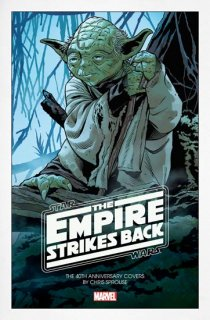 STAR WARS EMPIRE 40TH ANNIV CVR SPROUSE #1