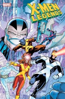 X-MEN LEGENDS #3
