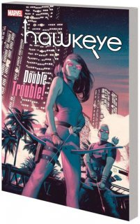 HAWKEYE KATE BISHOP TP VOL 03 FAMILY REUNION【再入荷】