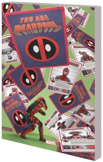 YOU ARE DEADPOOL TP