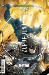 BATMAN FORTNITE ZERO POINT #3 (OF 6) CVR A MIKEL JAN