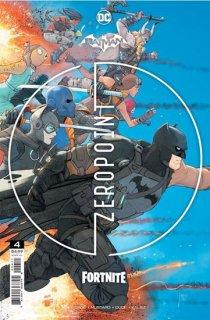 BATMAN FORTNITE ZERO POINT #4 (OF 6) CVR A  MIKEL JAN