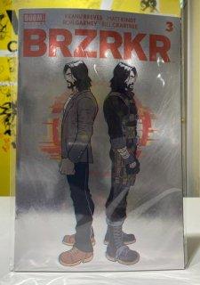 BRZRKR (BERZERKER) #3 (OF 12) CVR C GRAMPA FOIL VAR