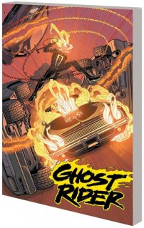 GHOST RIDER ROBBIE REYES COMPLETE COLLECTION TP【再入荷】