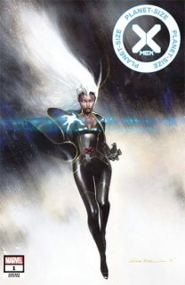 PLANET-SIZED X-MEN #1 COIPEL VAR GALA