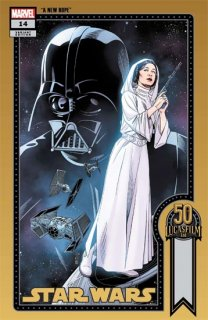 STAR WARS #14 SPROUSE LUCASFILM 50TH VAR