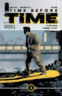 TIME BEFORE TIME #1 2ND PTG