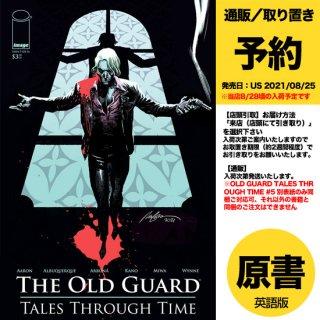 【予約】OLD GUARD TALES THROUGH TIME #5 (OF 6) CVR B ALBUQUERQUE(US2021年08月25日発売予定)