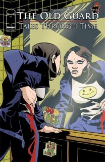OLD GUARD TALES THROUGH TIME #3 (OF 6) CVR B OEMING & SOMA
