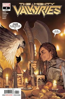 MIGHTY VALKYRIES #4 (OF 5)