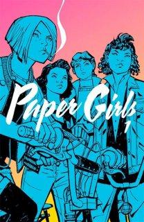 PAPER GIRLS TP VOL 01【再入荷】