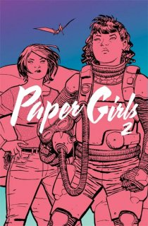 PAPER GIRLS TP VOL 02【再入荷】