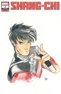 SHANG-CHI #3 MOMOKO MARVEL ANIME VAR