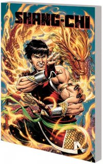 SHANG-CHI BY GENE LUEN YANG TP VOL 01 BROTHERS AND SISTERS【再入荷】