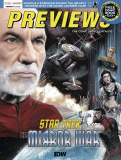 PREVIEWS #395 AUGUST 2021