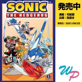 【予約】ソニック・ザ・ヘッジホック 5 クライシス・シティ(2021年09月22日頃発売予定)