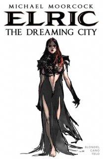 ELRIC DREAMING CITY #1 FOC VAR