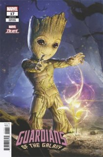 GUARDIANS OF THE GALAXY #17 NETEASE MARVEL GAMES VAR ANHL