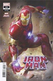 IRON MAN #11 NETEASE MARVEL GAMES VAR