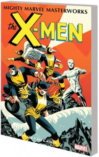 MIGHTY MMW X-MEN STRANGEST SUPER HEROES GN TP VOL 01 CHO CVR