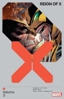 REIGN OF X TP VOL 03