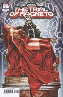 X-MEN TRIAL OF MAGNETO #1 (OF 5) BROOKS VAR