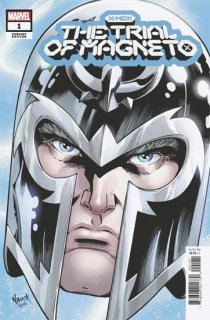 X-MEN TRIAL OF MAGNETO #1 (OF 5) NAUCK HEADSHOT VAR