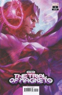 X-MEN TRIAL OF MAGNETO #1 (OF 5) ARTGERM VAR