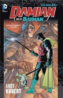 DAMIAN SON OF BATMAN TP (N52)【再入荷】