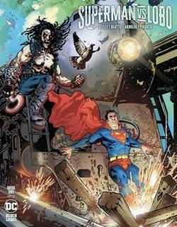 SUPERMAN VS LOBO #1 (OF 3) CVR C TONY HARRIS VAR