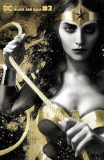 WONDER WOMAN BLACK & GOLD #3 (OF 6) CVR B JOSHUA MIDDLETON VAR