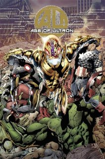 AGE OF ULTRON TP【再入荷】