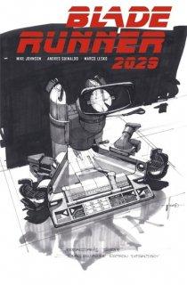 BLADE RUNNER 2029 #7 CVR B MEAD