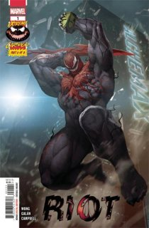EXTREME CARNAGE RIOT #1