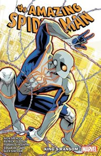 AMAZING SPIDER-MAN BY NICK SPENCER TP VOL 13 KINGS RANSOM【再入荷】