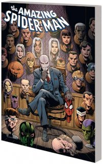 AMAZING SPIDER-MAN BY NICK SPENCER TP VOL 14 CHAMELEON CONSPIRACY
