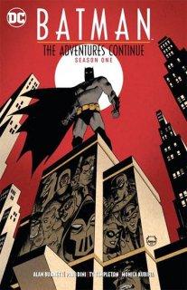 BATMAN THE ADVENTURES CONTINUE SEASON ONE TP【再入荷】