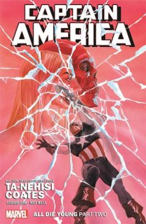 CAPTAIN AMERICA TA-NEHISI COATES TP VOL 05 ALL DIE YOUNG TWO