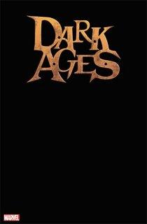DARK AGES #1 (OF 6) BLACK BLANK VAR