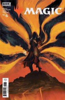 MAGIC THE GATHERING (MTG) #6 CVR A KHALIDAH