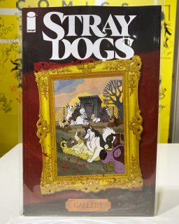STRAY DOGS RETAILER THANK YOU VAR