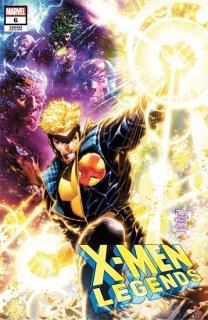 X-MEN LEGENDS #6 TAN VAR【遅延入荷】