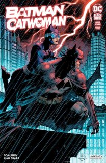 BATMAN CATWOMAN #7 (OF 12) CVR B JIM LEE & SCOTT WILLIAMS VAR