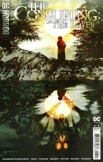 DC HORROR PRESENTS THE CONJURING THE LOVER #4 (OF 5) CVR A BILL SIENKIEWICZ