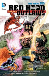 RED HOOD AND THE OUTLAWS TP VOL 05 THE BIG PICTURE (N52)【再入荷】