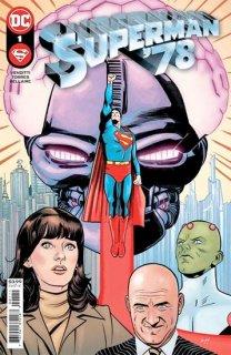 SUPERMAN 78 #1 (OF 6) CVR A WILFREDO TORRES【再入荷】