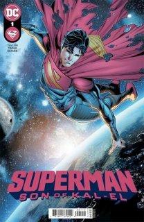 SUPERMAN SON OF KAL-EL #1 Second Printing