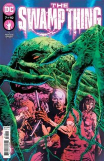 SWAMP THING #7 (OF 10) CVR A MIKE PERKINS