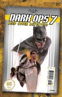 BATMAN #113 CVR C INC 1:25 BEN OLIVER CARD STOCK VAR (FEAR STATE)