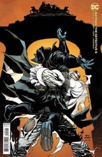 BATMAN THE DETECTIVE #5 (OF 6) CVR B ANDY KUBERT CARD STOCK VAR